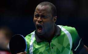 Quadri Aruna hopes to surpass quarter-finals record at table tennis World Cup